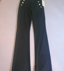 Duboke široke pantalone