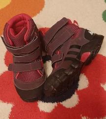 Adidas zimske cizme. Br. 27, ug. 16.5 cm