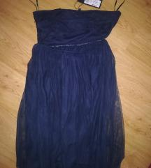 Nova Only teget plava haljina