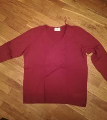 Bordo džemperić