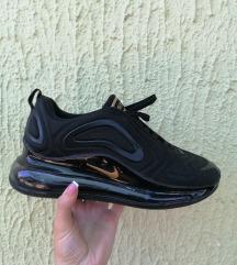 Nike Air Max 720 Gold Black