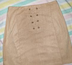 Forever 21 plisana suknja