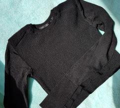 Zara crni top