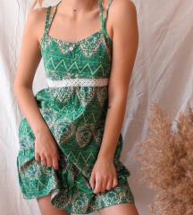 Šivena haljina