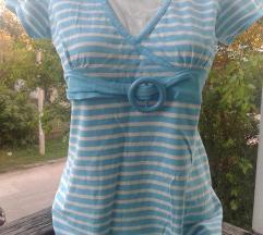 Plavo bela majica, rasprodaja