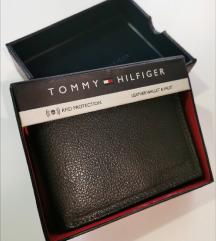 Tommy Hilfiger muski kozni novcanik crni 3