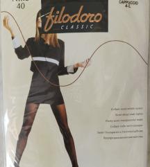 Italijanske hulahop čarape vel.4 ( L )