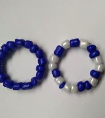 Prsten Marinsko plava