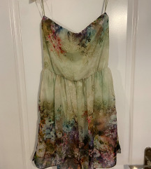 Zara  cvetna haljinica