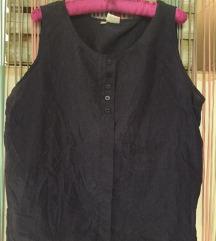 teget svilena bluza 42