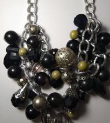 Raskosna ogrlica + narukvica