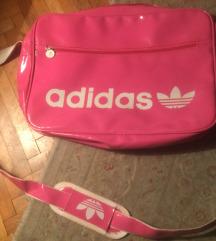 Adidas torba Pink decija