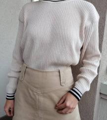 Nude džemperak - Novo