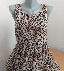 H&M - haljina napred kratka pozadi duža