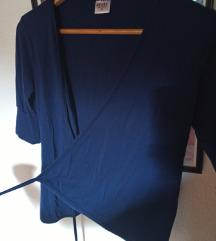 Bluza na preklop