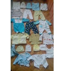 Lot odece za bebe,6-12 meseci