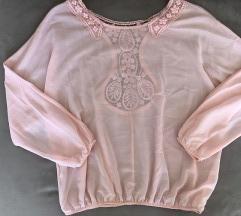 roze bluza