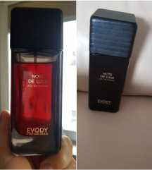 Evody Paris Note de Luxe parfem, original
