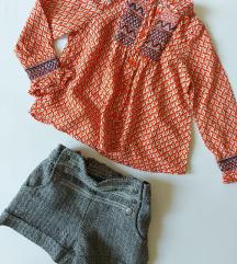 Prelepaaa Next bluzica sa vezenim detaljima
