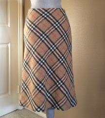 Original Burberry suknja vel M