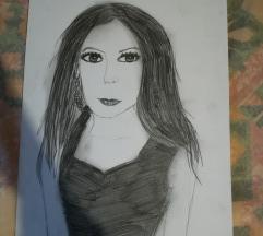 Portret devojke
