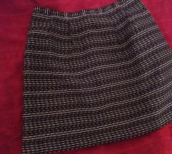 Jesenja/zimska suknja sa postavom Oasis