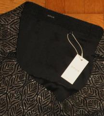Opus suknja od ravenskog brokata, 42, novo