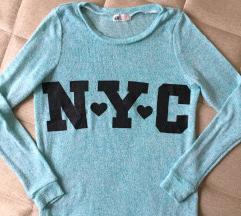 H&M končana bluza