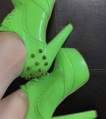 Guarana zelene gležnjače💚👽