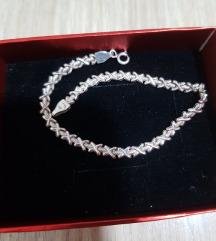 Narukvica-pravo srebro