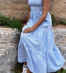 Nova haljina plava