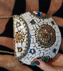 Zenska torba unikatna rucni rad