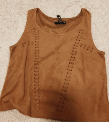 Crop top majica