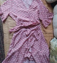 Nova haljina polka dot S