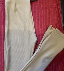 Pantalone sa prorezom 1500%%