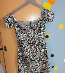 Mini Haljina, nikada nošena, leopard print