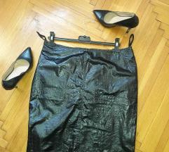 Kožna suknja
