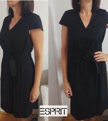 ESPRIT crna haljina NOVO!