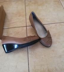 Platforma cipele, nude boje, nove