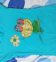Majica sa žabicom