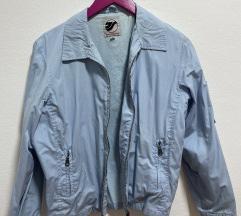 Baggy plava jakna