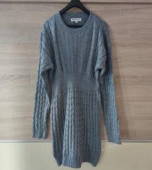 Dzemper haljina/novo