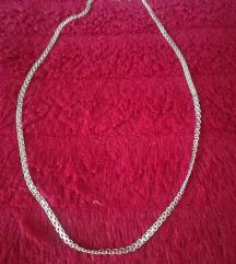 Ogrlica srebro 925 novo