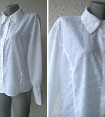 bela košulja vez pamuk br 44 DRAMIST