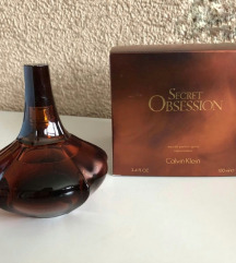 Calvin Klein secret obssesion parfem 100ml NOV