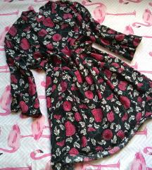 PRIMARK Limited viskozna floralna haljina