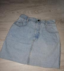 Teksas suknja mini