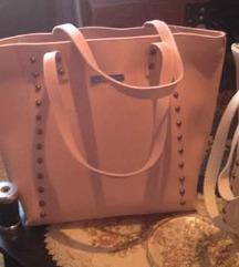Roze torba novo snizeno
