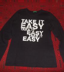 Take it easy Benetton majica