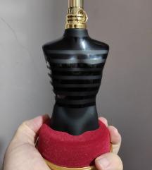 Le Male Le Parfum, dekanti